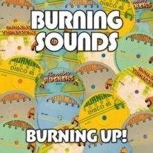 Burning Sounds Burning Up! (CD, Boxed set): Various Artists