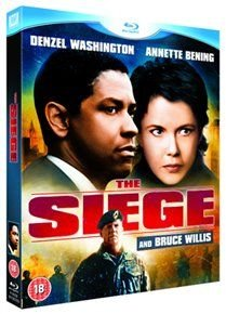 The Siege (English & Foreign language, Blu-ray disc): Denzel Washington, Annette Bening, Bruce Willis, Tony Shalhoub, Sami...