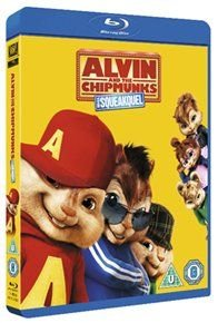 Alvin and the Chipmunks 2 - The Squeakquel (Blu-ray disc): Anna Faris, Justin Long, Matthew Gray Gubler, Christina Applegate,...