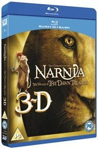 The Chronicles of Narnia: The Voyage of the Dawn Treader (English & Foreign language, Blu-ray disc): Ben Barnes, Skandar...