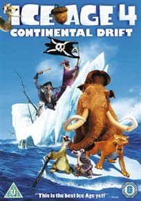Ice Age 4 - Continental Drift (DVD): Seann William Scott, Denis Leary, Peter Dinklage, Alan Tudyk, Josh Peck, Jennifer Lopez,...