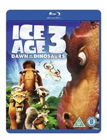 Ice Age 3 - Dawn of the Dinosaurs (Blu-ray disc): John Leguizamo, Queen Latifah, Denis Leary, Ray Romano, Simon Pegg, Seann...