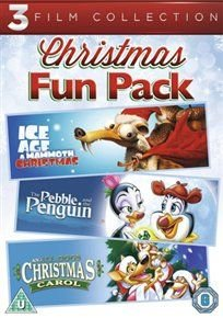 Ice Age: A Mammoth Christmas/The Pebble and the Penguin/An... (DVD): Ray Romano, John Leguizamo, Denis Leary, Queen Latifah,...