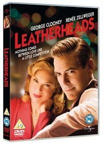Leatherheads (English & Foreign language, DVD): George Clooney, Renee Zellweger, John Krasinski, Jonathan Pryce, Stephen Root,...