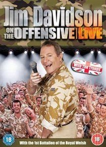 Jim Davidson: On the Offensive - Live (DVD): Jim Davidson