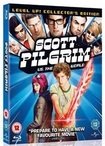 Scott Pilgrim Vs. The World (Blu-ray disc): Michael Cera, Mary Elizabeth Winstead, Kieran Culkin, Chris Evans, Anna Kendrick,...