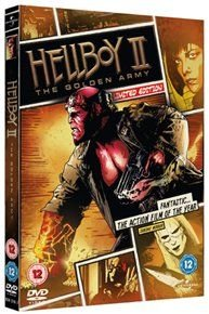 Hellboy 2 - The Golden Army (DVD): Ron Perlman, Selma Blair, Doug Jones, James Dodd, Jeffrey Tambor, John Alexander, Luke Goss