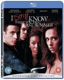 I Still Know What You Did Last Summer (English & Foreign language, Blu-ray disc): Jennifer Love Hewitt, Freddie Prinze Jr,...