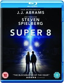 Super 8 (Blu-ray disc): Joel Courtney, Elle Fanning, Kyle Chandler, Joel McKinnon Miller, Riley Griffiths, Ryan Lee, Gabriel...