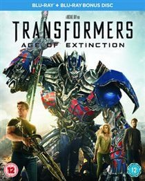 Transformers: Age of Extinction (Blu-ray disc): Stanley Tucci, Jack Reynor, Peter Cullen, T.J. Miller, Sophia Myles, Mark...