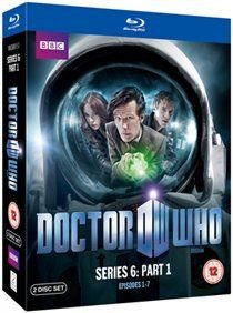 Doctor Who - The New Series: 6 - Part 1 (Blu-ray disc): Matt Smith, Karen Gillan, Arthur Darvill, Alex Kingston, Frances...