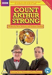 Count Arthur Strong: Series 1 (DVD): Steve Delaney, Rory Kinnear, Andy Linden, Ruth Posner, Dave Plimmer, Chris Ryman, Zahra...