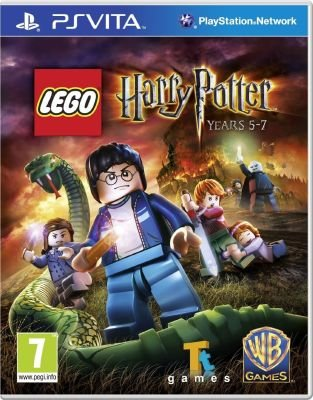 LEGO Harry Potter - Years 5-7 (PlayStation Vita):