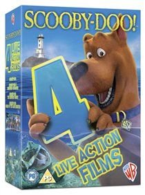 Scooby-Doo: Live Action Collection (DVD): Freddie Prinze Jr, Sarah Michelle Gellar, Matthew Lillard, Linda Cardellini, Alicia...