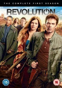 Revolution: Season 1 (Blu-ray disc): Billy Burke, David Lyons, Tracy Spiridakos, Zak Orth, Elizabeth Mitchell, Giancarlo...