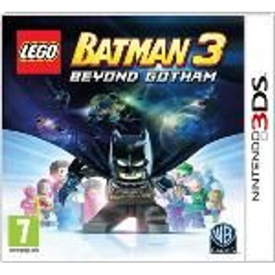 Lego Batman 3: Beyond Gotham (Nintendo 3DS, Game cartridge):