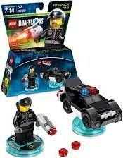 LEGO Dimensions LEGO Movie Bad Cop Fun Pack: