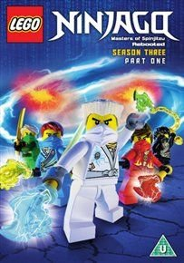 LEGO Ninjago - Masters of Spinjitzu: Season 3 - Part 1 (DVD): Paul Dobson, Vincent Tong, Kirby Morrow, Brent Miller, Jillian...