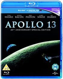 Apollo 13 (English & Foreign language, Blu-ray disc): Kevin Bacon, Miko Hughes, Tracy Reiner, Ed Harris, Emily Ann Lloyd, Jean...