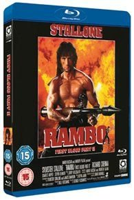 Rambo - First Blood Part 2 (Blu-ray disc): Sylvester Stallone, Richard Crenna, Steven Berkoff, Charles Napier, Julia Nickson,...