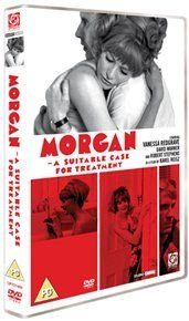 Morgan - A Suitable Case for Treatment (DVD): Vanessa Redgrave, David Warner, Irene Handl, Robert Stephens, Newton Blick,...