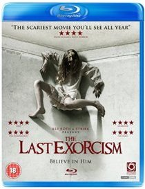 The Last Exorcism (Blu-ray disc): Patrick Fabian, Ashley Bell, Louis Herthum, Iris Bahr, Caleb Landry Jones, Tony Bentley,...