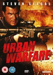Urban Warfare (DVD): Steven Seagal, Meghan Ory, Warren Christie, William Stewart, Sarah Lind, Adrian Hough, Elizabeth Thai,...