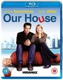 Our House (Blu-ray disc): Ben Stiller, Drew Barrymore, Justin Theroux, Swoosie Kurtz, Eileen Essel, Harvey Fierstein, James...