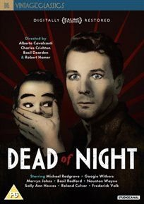 Dead of Night (DVD): Michael Redgrave, Mervyn Johns, Googie Withers, Roland Culver, Mary Merrall, Frederick Valk, Sally Ann...