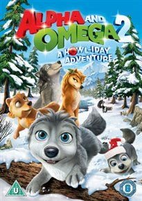 Alpha and Omega 2 - A Howl-iday Adventure (DVD): Hayden Panettiere, Justin Long, Jesse Eisenberg, Daniel Radcliffe, Christina...