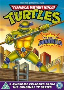 Teenage Mutant Ninja Turtles: Best of Donnatello (DVD): Barry Gordon, CAM Clarke, Townsend Coleman, Rob Paulsen, Peter Renaday,...