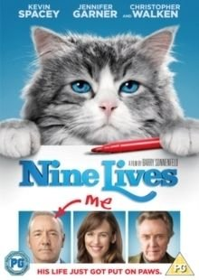 Nine Lives (DVD): Kevin Spacey, Jennifer Garner, Malina Weissman, Christopher Walken, Teddy Sears, Cheryl Hines, Talitha...