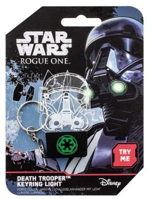 Star Wars: Rogue One - Death Trooper Keyring Light: