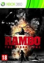 Rambo The Video Game (XBox 360, DVD-ROM): XBOX 360 Game
