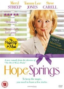 Hope Springs (DVD): Meryl Streep, Steve Carell, Tommy Lee Jones, Jean Smart, Marin Ireland, Susan Misner, Ben Rappaport, Daniel...
