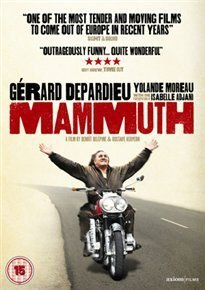 Mammuth (French, DVD): Gerard Depardieu, Yolande Moreau, Isabelle Adjani, Benoît Poelvoorde, Miss Ming, Blutch, Philippe Nahon,...