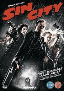 Sin City (DVD): Bruce Willis, Mickey Rourke, Jessica Alba, Clive Owen, Nick Stahl, Powers Boothe, Rutger Hauer, Elijah Wood,...