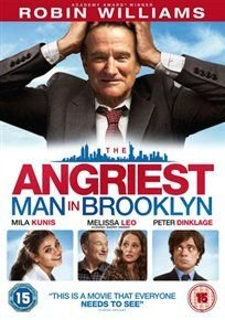 The Angriest Man in Brooklyn (DVD): Melissa Leo, Sutton Foster, Robin Williams, Peter Dinklage, Hamish Linklater, Mila Kunis,...