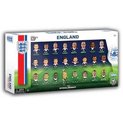 Soccerstarz - 24 Player Figurine Team Pack (Version 1) (England):