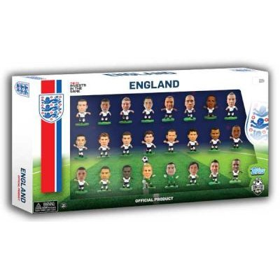 Soccerstarz - 24 Player Figurine Team Pack (Version 1) (England):