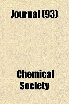 Journal (93) (Paperback): Chemical Society