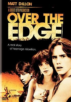 Over the Edge (Region 1 Import DVD): Jonathan Kaplan