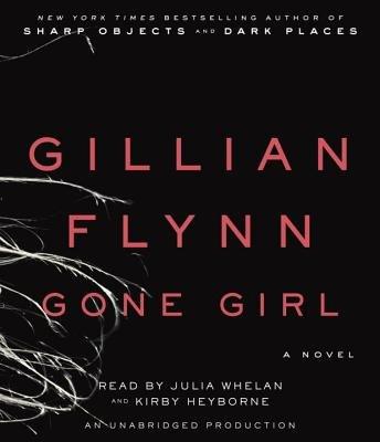 Gone Girl (Standard format, CD): Gillian Flynn