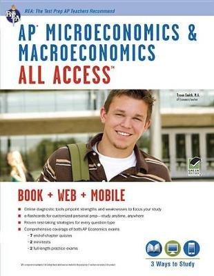 AP(R) Micro/Macroeconomics All Access Book + Online + Mobile (Paperback): Tyson Smith