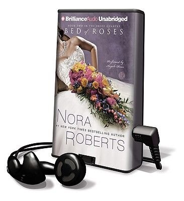 Bed of Roses (Pre-recorded MP3 player): Nora Roberts