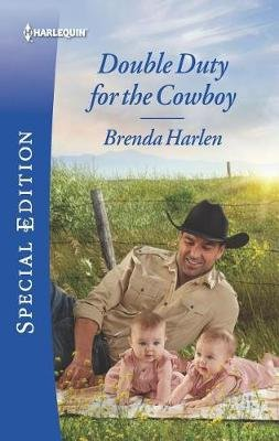 Double Duty for the Cowboy (Paperback, Original ed.): Brenda Harlen