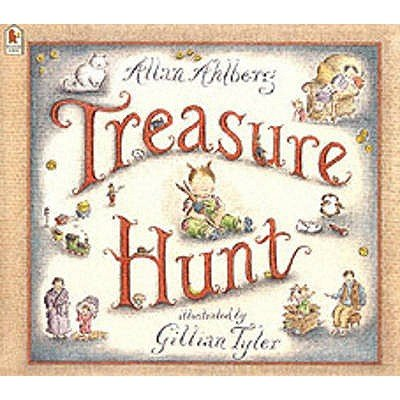 Treasure Hunt (Paperback, New edition): Allan Ahlberg