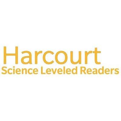 Harcourt School Publishers Science Georgia Leveled Reader