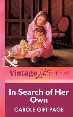 In Search Of Her Own (Electronic book text, ePub First edition): Carole Gift Page