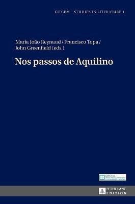 Nos Passos de Aquilino (Spanish, Hardcover): Maria Joao Reynaud